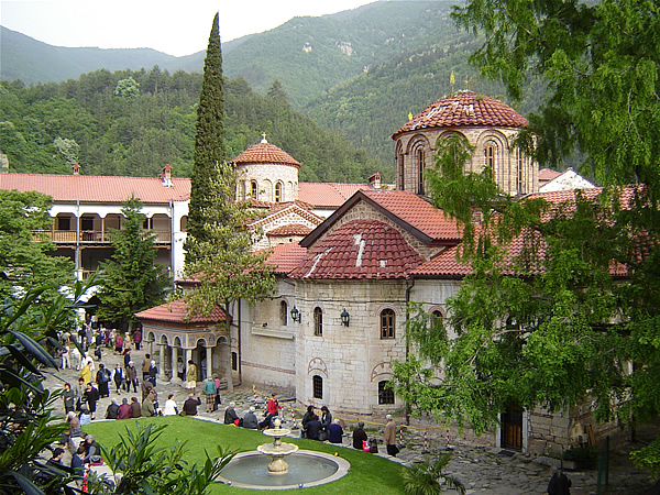 One day tours from Sofia to Bachkovo Monastery