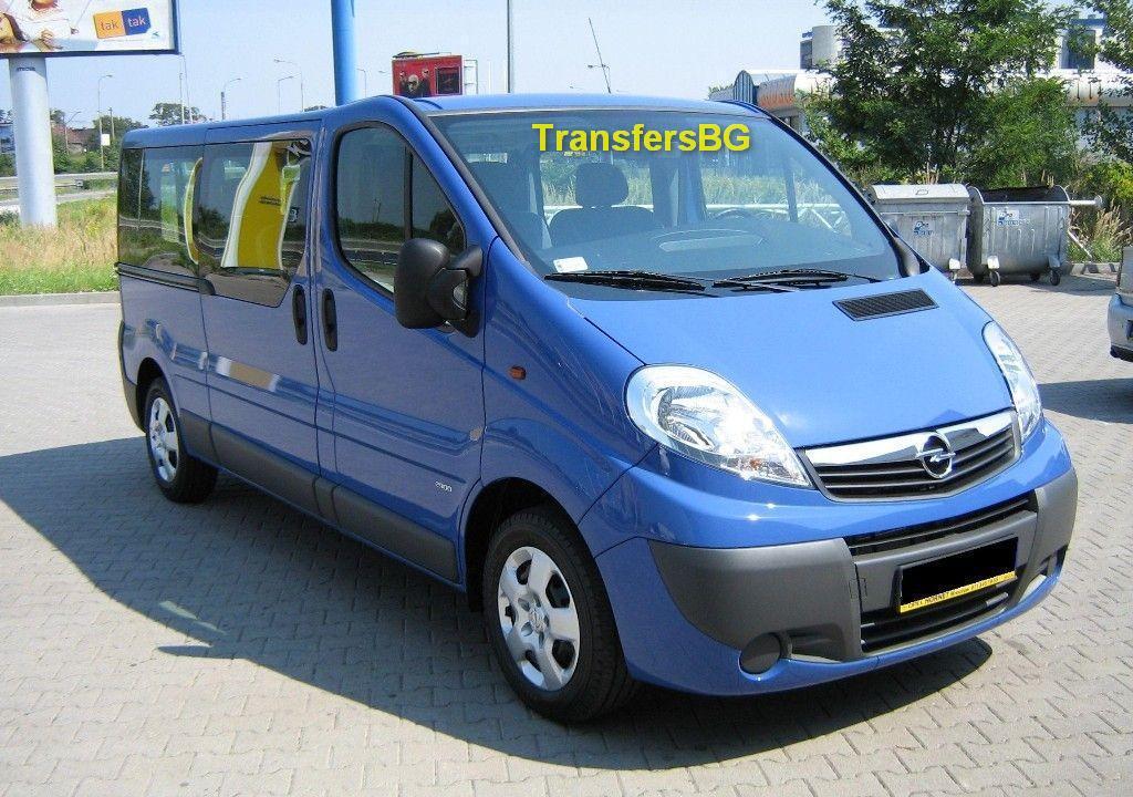 minibus 8+1